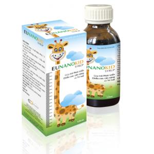 Thực phẩm bảo vệ sức khỏe Eunanokid Syrup