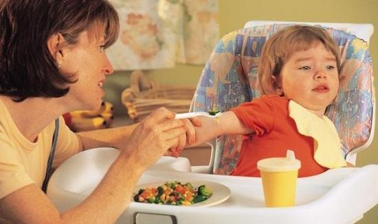 Bài thuốc dân gian dành cho trẻ biếng ăn