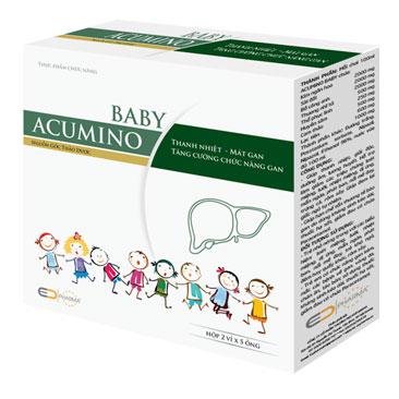 Thực phẩm chức năng Acumino Baby